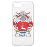 Martin Family Crest iPhone 5C Cover
