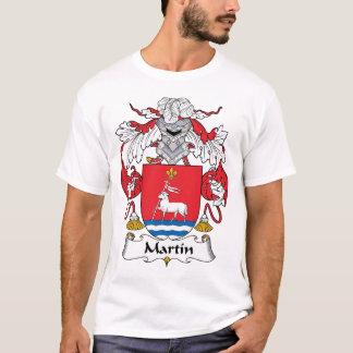 Martin Family Crest T-Shirt