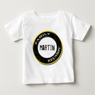 """""""Martin"""" Family Reunion - Yellow Toddler Shirt"""