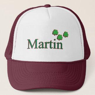 Martin Family Trucker Hat
