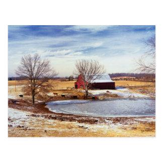 Martin Farm Postcard