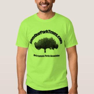 Martin-Fontana Parks Association Tee Shirts