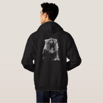 Martin Garrix' Animals Lion Tiger Roar Hoodie