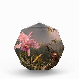 Martin Heade- Cattleya Orchid & Three Hummingbirds Awards
