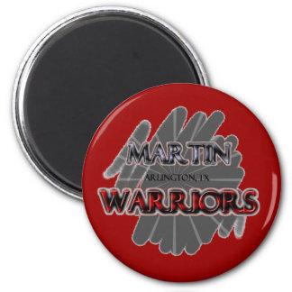 Martin High School Warriors - Arlington, TX Magnet