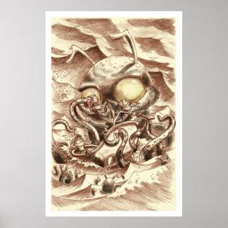 Martin Hsu - Octobunny Poster