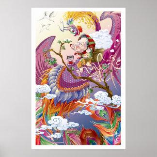 Martin Hsu - Pheonix Poster