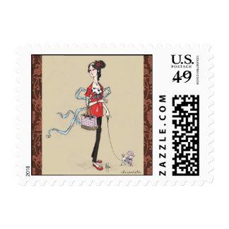 Martin Hsu Postage Stamp