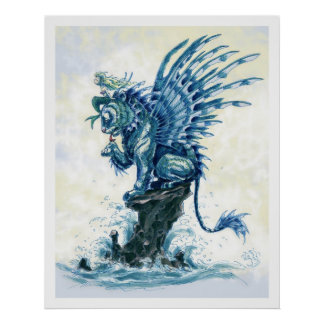 Martin Hsu - Tiger Fish Print