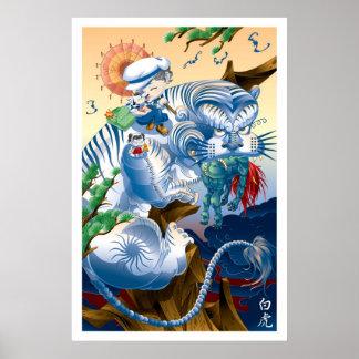Martin Hsu - Tiger Posters