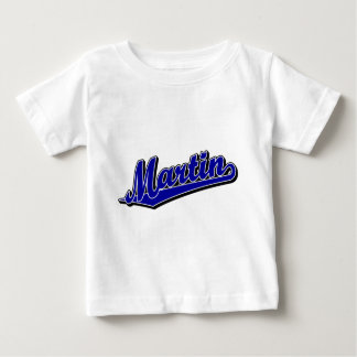 Martin in Blue Infant T-shirt
