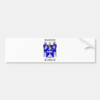Martin (Ireland) Coat of Arms Bumper Sticker