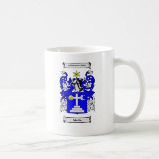Martin (Ireland) Coat of Arms Coffee Mug