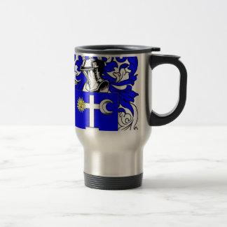 Martin (Ireland) Coat of Arms Travel Mug