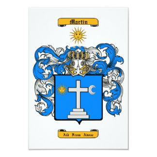 Martin (Irish) Card
