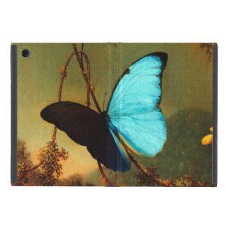 Martin Johnson Heade Blue Morpho Butterfly Cover For iPad Mini