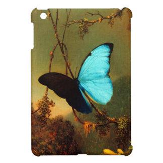 Martin Johnson Heade Blue Morpho Butterfly iPad Mini Covers