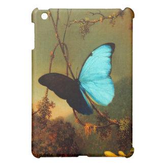 Martin Johnson Heade Blue Morpho Butterfly iPad Mini Cases