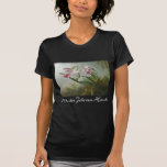Martin Johnson Heade - orquídeas y colibríes Camisetas