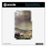 Martin Johnson Heade - Spring rain the valley of C iPod Touch 4G Decal