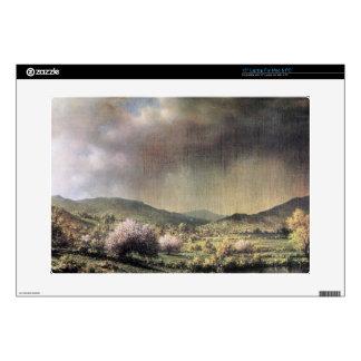 "Martin Johnson Heade - Spring rain the valley of C Skin For 15"" Laptop"