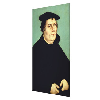 Martin Luther 2 Canvas Print