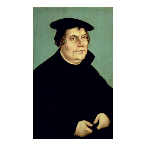 Martin Luther 2 Poster