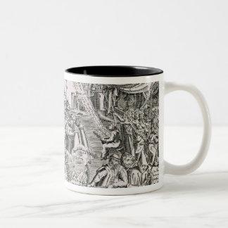 Martin Luther 2 Tazas De Café
