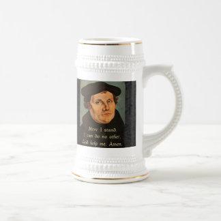 Martin Luther - aquí coloco la cita Tazas