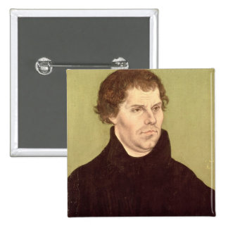 Martin Luther 2 Inch Square Button
