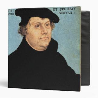 Martin Luther, c.1532 3 Ring Binder
