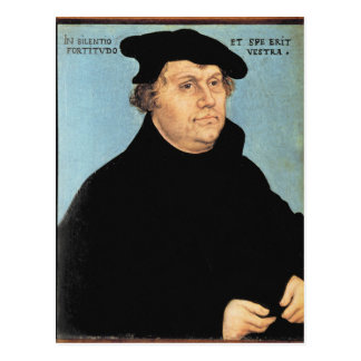 Martin Luther, c.1532 Postcard