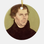 Martin Luther Ceramic Ornament