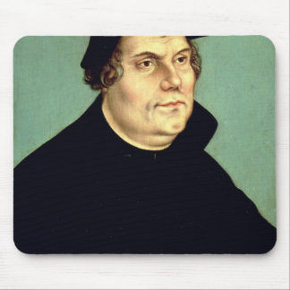 Martin Luther Mouse Pad