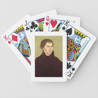 Martin Luther Bicycle Playing Cards