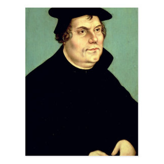 Martin Luther Postcard