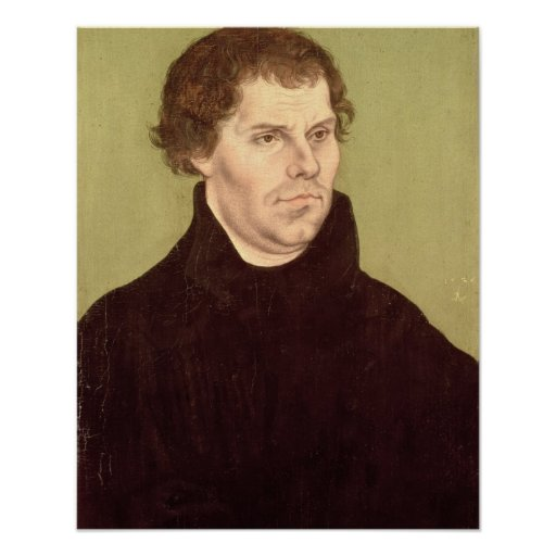 Martin Luther Posters