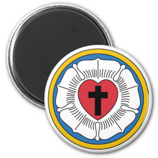 Martin Luther s Seal Refrigerator Magnets