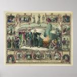 Martin Luther y héroes de la reforma [1874] Impresiones
