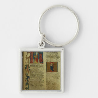 Martin Luther's Enrolment Key Chain