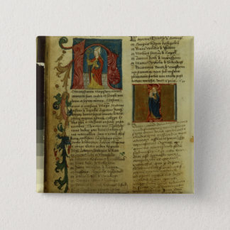 Martin Luther's Enrolment Pinback Button