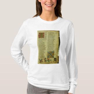 Martin Luther's enrolment sheet T-Shirt