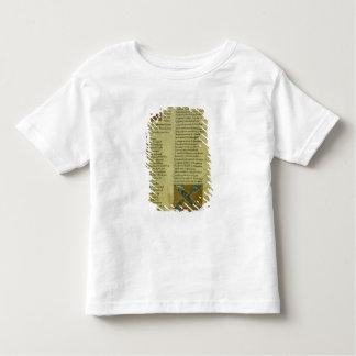 Martin Luther's enrolment sheet Toddler T-shirt