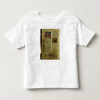 Martin Luther's Enrolment Toddler T-shirt