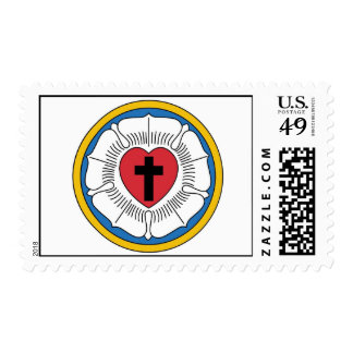 Martin Luther's Seal Postage