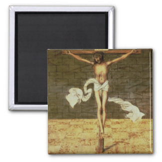 Martin Luther's Sermon 2 Inch Square Magnet