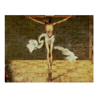 Martin Luther's Sermon Postcard