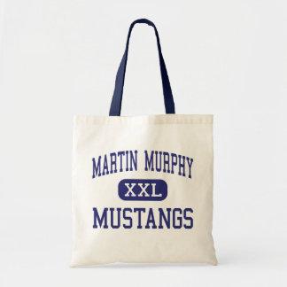 Martin Murphy Mustangs Middle San Jose Bags