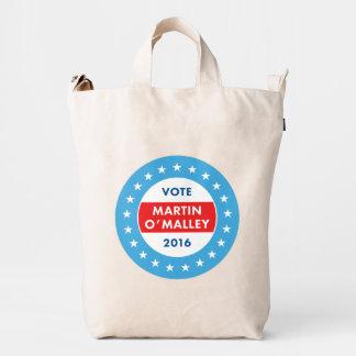 Martin O'Malley 2016 Duck Bag