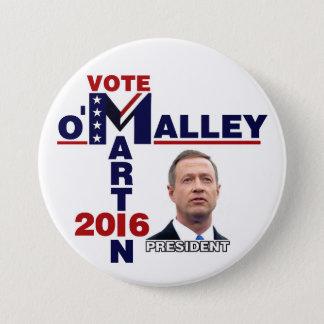 Martin O'Malley for President 2016 Button